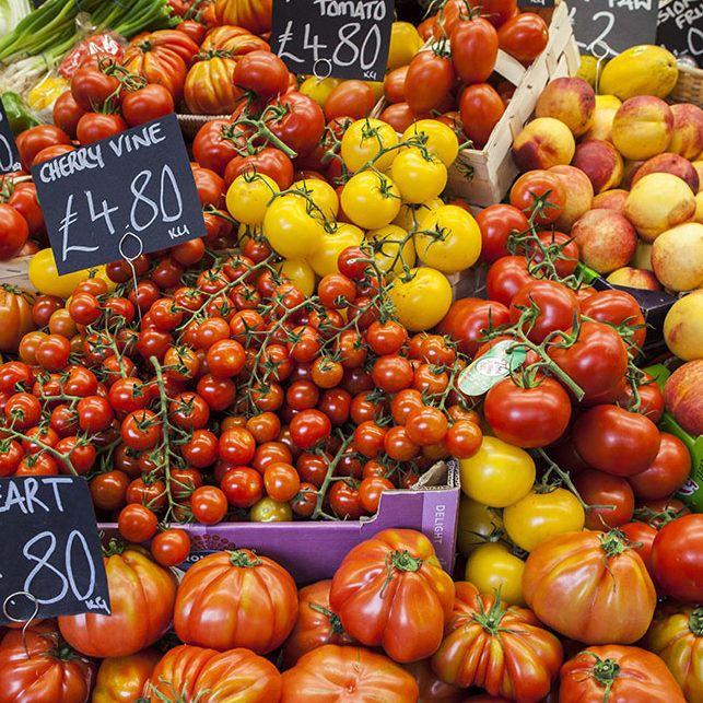 Лучшие овощи и фрукты против рака