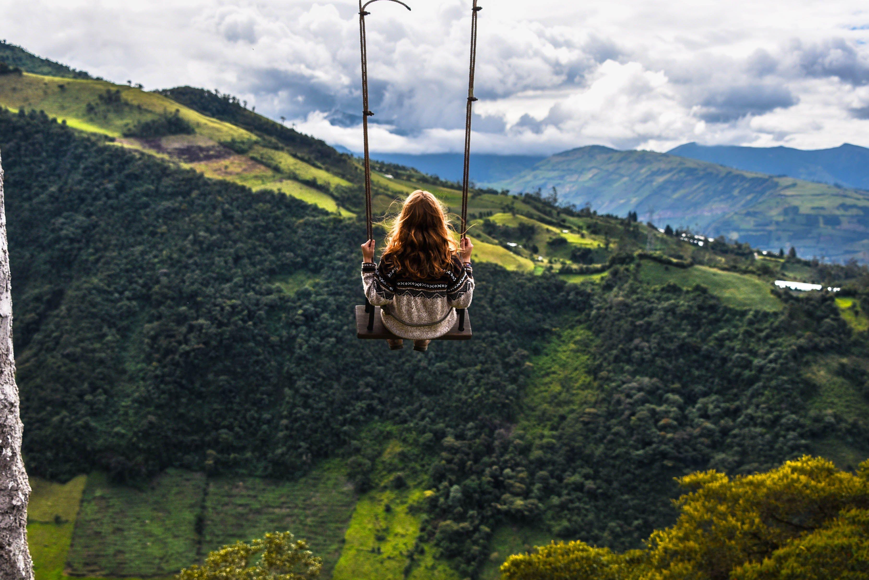 Самые счастливые места для отпуска