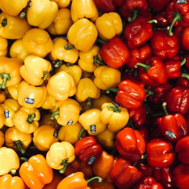 паприка, болгарский перец