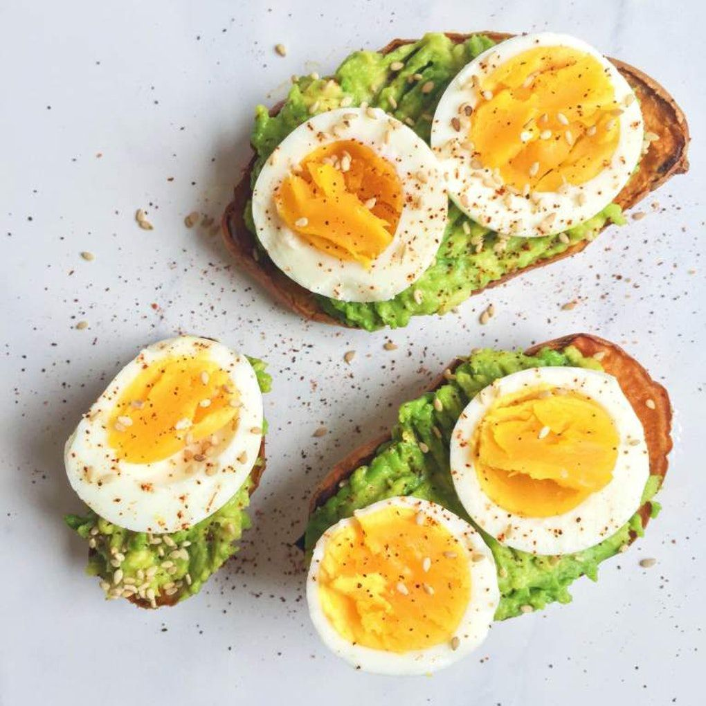 Что едят на завтрак самые продуктивные люди