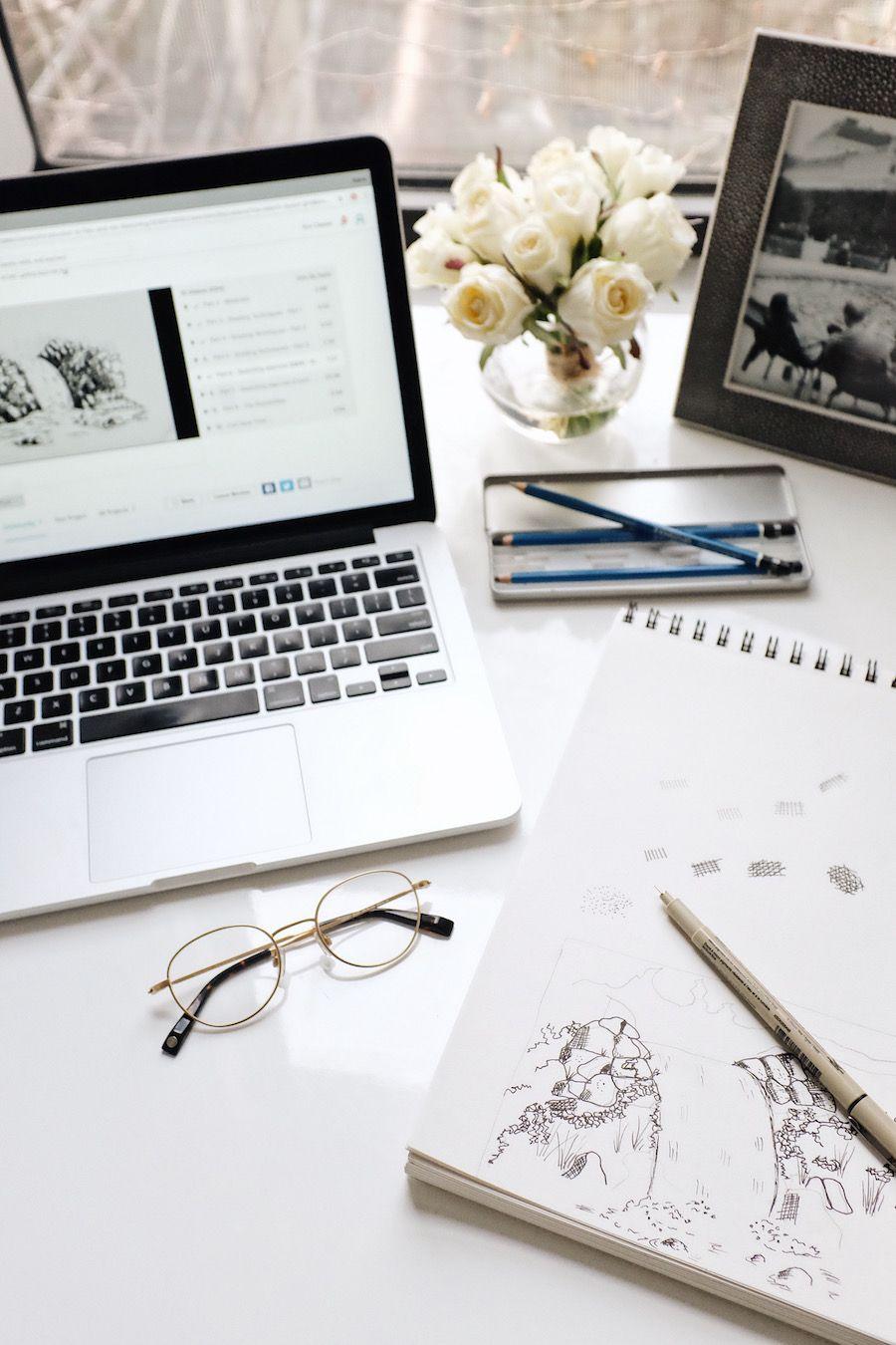 Домашние офисы, которые точно повышают креативность