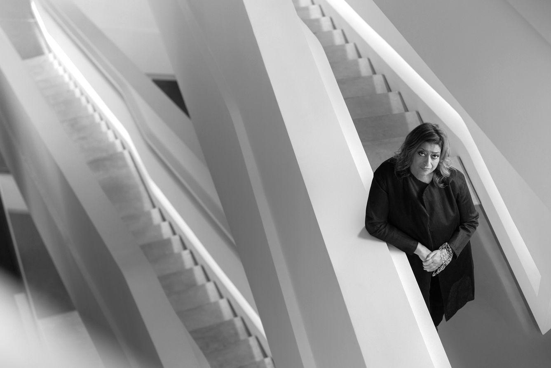 Заха Хадид: вдохновляющие жизненные советы