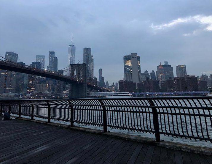 Переезд в Нью-Йорк