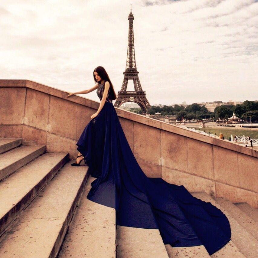 Мария Дробышевская: о жизни в Париже, учебе в Сорбонне и искусстве