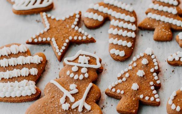 Простой рецепт вкусного имбирного печенья
