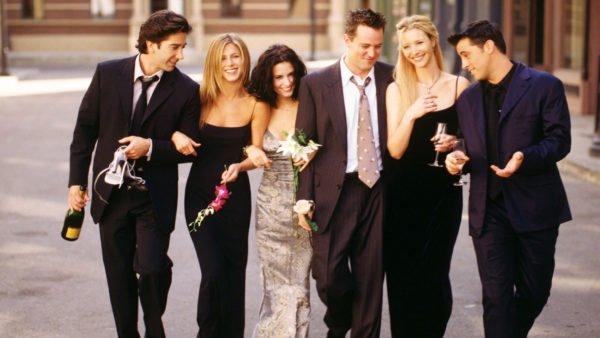 10 важных вещей, которым научил нас сериал «Друзья»