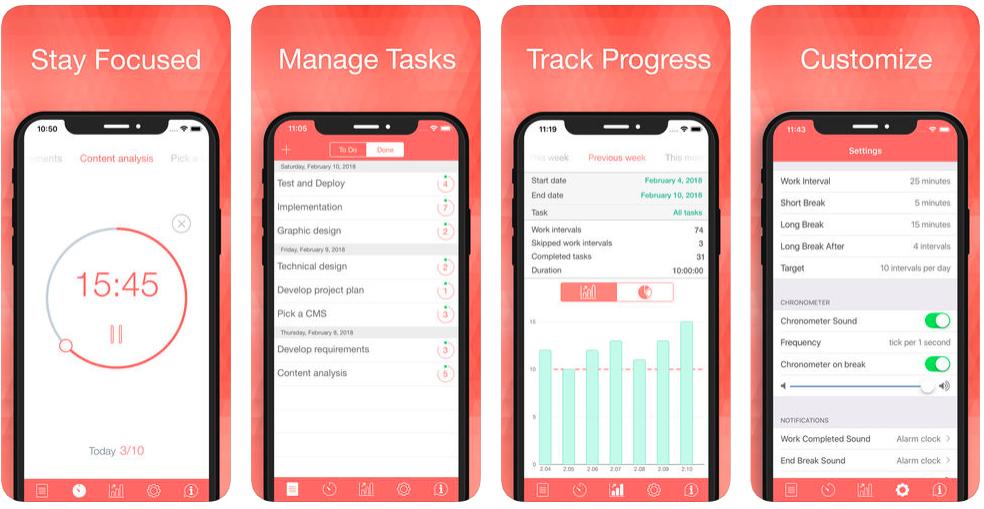 приложения для продуктивности