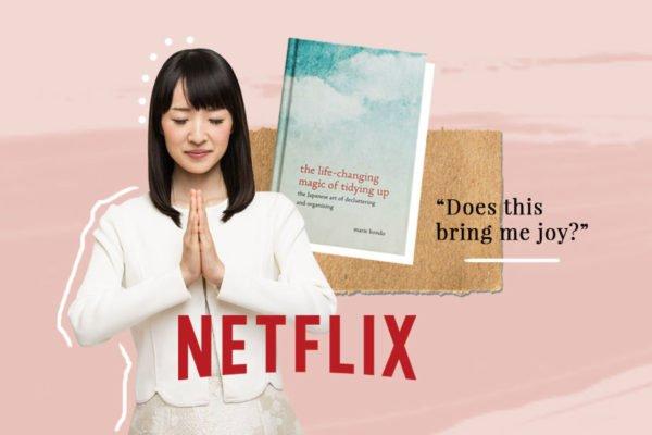 «Уборка с Кондо» — сериал об уборке от Netflix