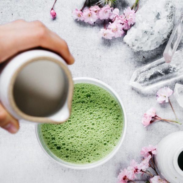 Польза чая матча для здоровья, концентрации и энергии