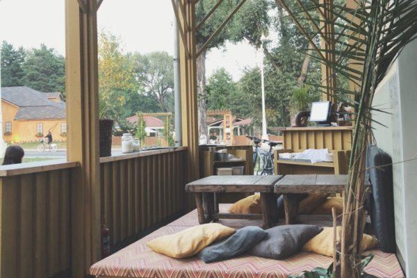 Лучшие места для летних посиделок в Москве