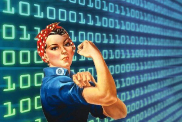 Женщины, которые сыграли важную роль в техническом прогрессе