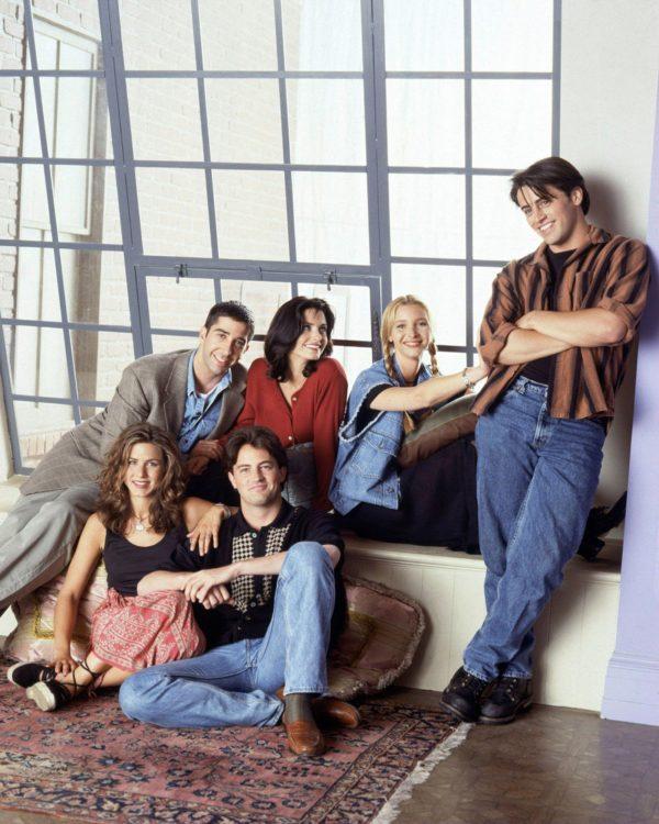 16 важных жизненных уроков из сериала «Друзья»