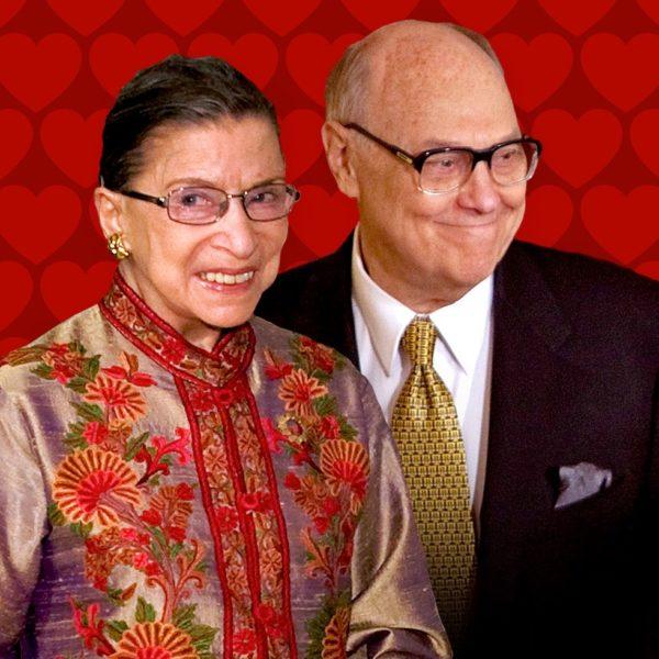 Партнеры во всем: вдохновляющая история любви Рут Бейдер Гинзбург