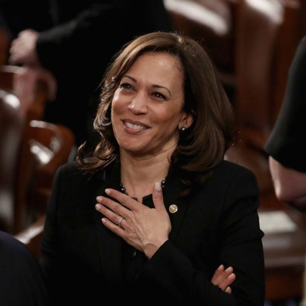 Камала Харрис — первая женщина, избранная вице-президентом США